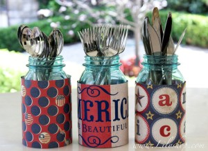 Crafty Utensil Holders