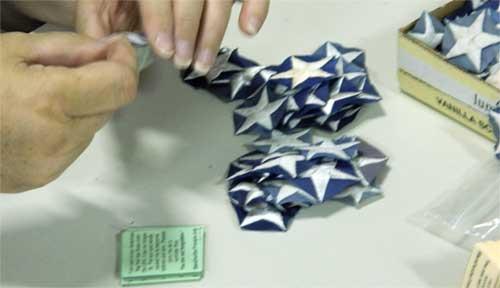 pouching stars