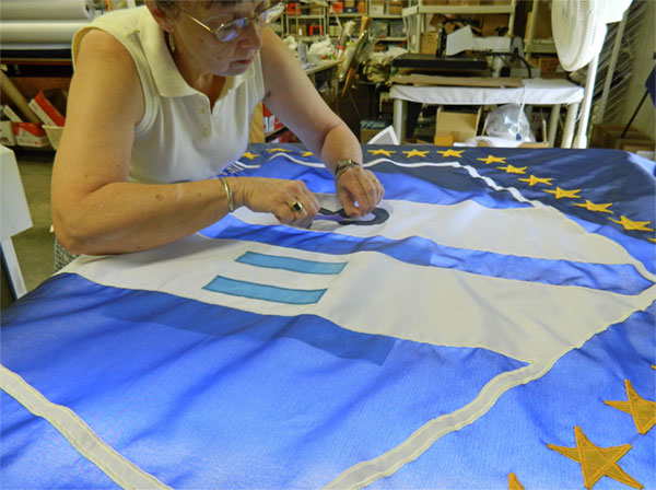 Special Custom Flags Make Me Feel SpecialGettysburg Flag Works Blog