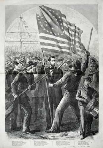 Abraham Lincoln Archives - Page 3 of 3 - Gettysburg Flag Works