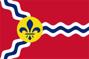 St. Louis city flag