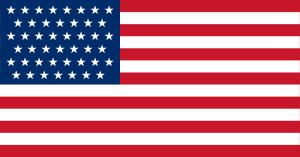 45-star flag