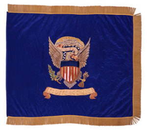 Flag of 11th New York Cavalry