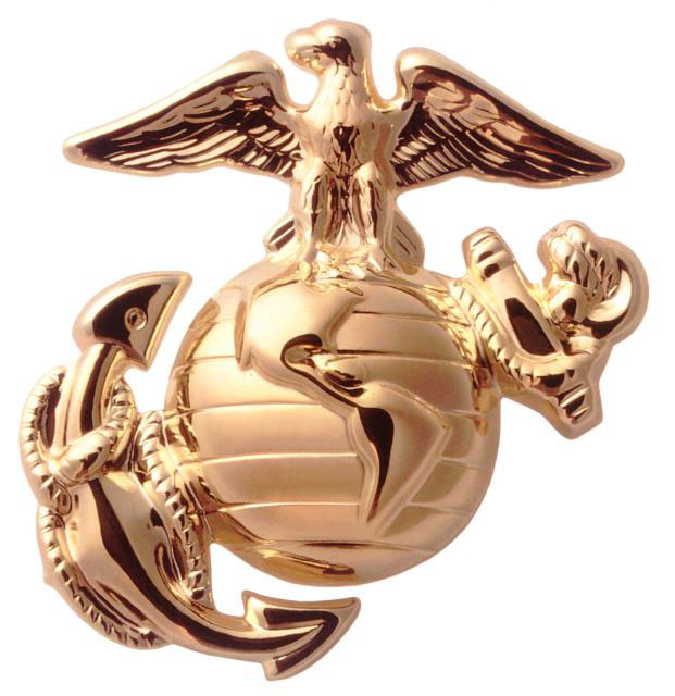 USMC Enlisted Emblem