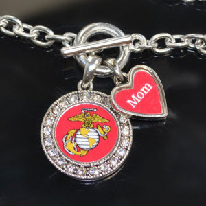 marine mom heart