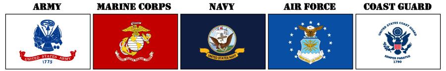 Military Flag Order