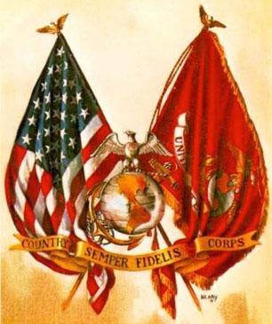 Every Marine Carries the Flag - Gettysburg Flag Works BlogGettysburg ... 43f77c809