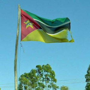 Mozambique's banner (wikipedia.org)