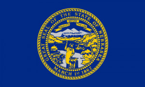 State of Nebraska flag (wikipedia.org)