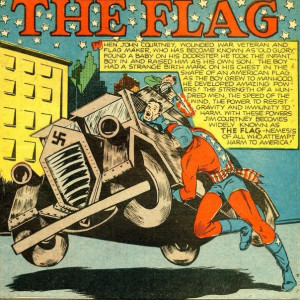 'The Flag' takes on Nazis in 1941.