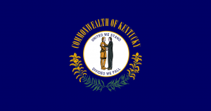 Kentucky's flag (wikipedia.org)