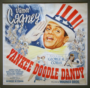 Poster for Yankee Doodle Dandy