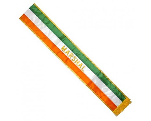 Irish Sashes for Parades