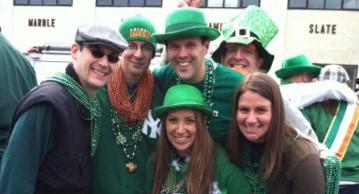 Albany St Patricks Day Parade