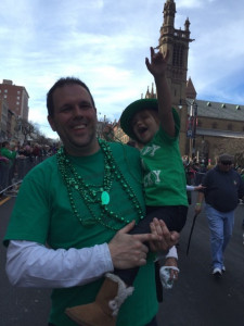 st pattys day parade