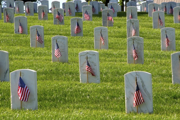 the history of memorial day