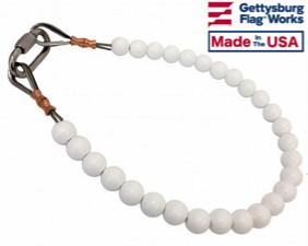 Beaded Retainer Rings