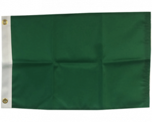 Blank Nylon Golf Flag