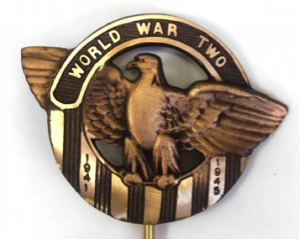 WWII Grave Marker