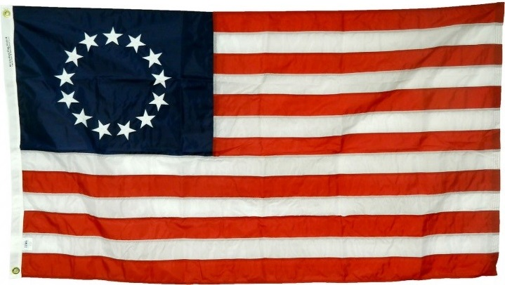 Betsy Ross Flag Product
