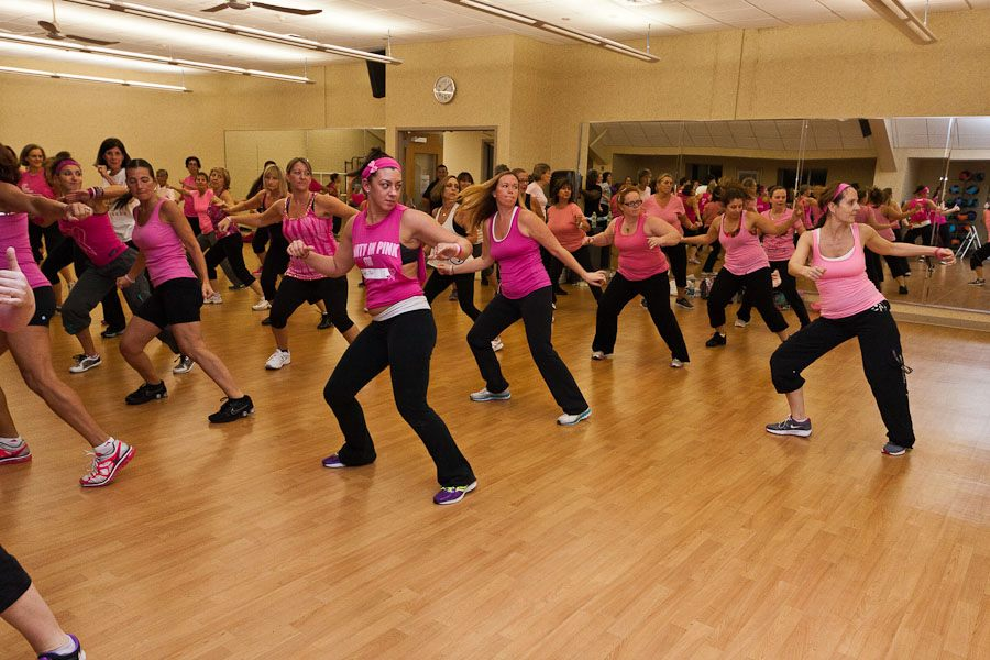 Zumbathon for Breast Cancer Awareness