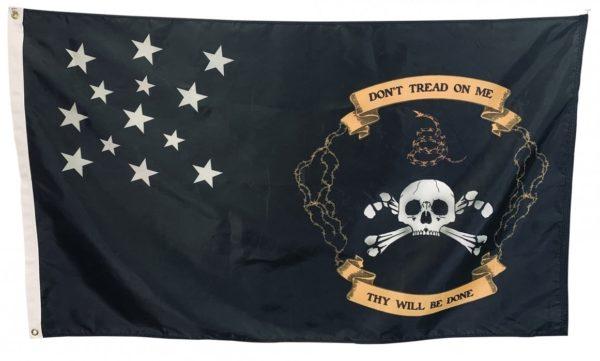 Battle of Plattsburgh Veterans Exempt Flag