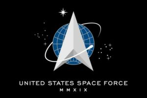 Offiicial US Space Force Flag