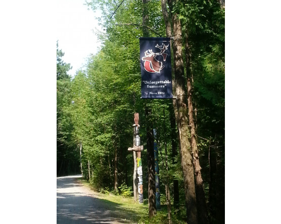 Camp Avenue Banner