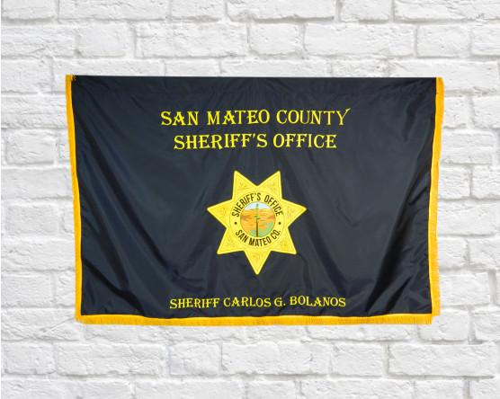San Mateo Wall Banner