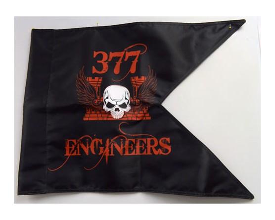 377 Engineers Flag