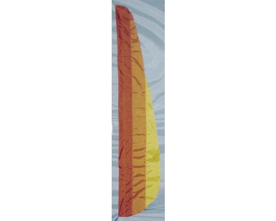3-Stripe Feather Flag