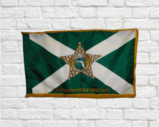 Walton County Sheriff Flag