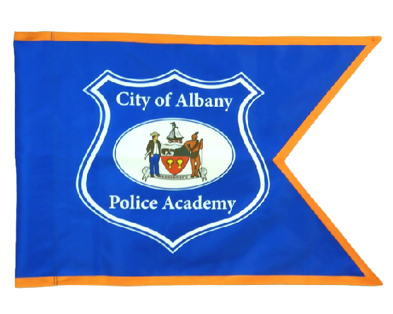 City of Albany Police Academy Guidon