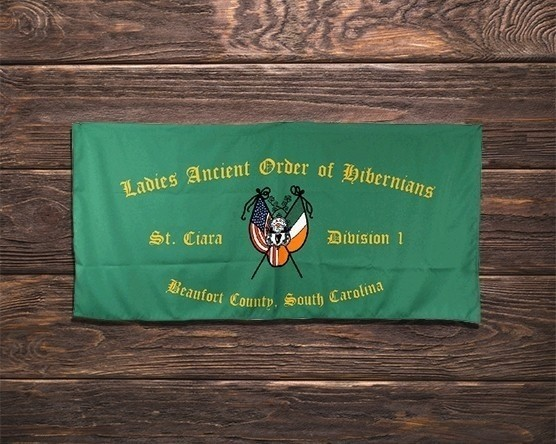 AOH Ladies Banner