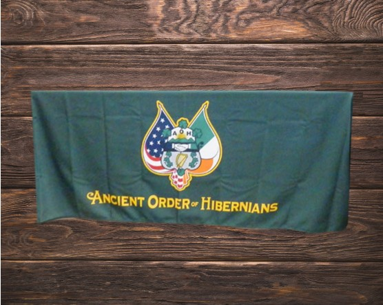 AOH Table Drape