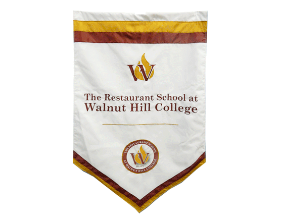 Applique School Wall/Processional Banner