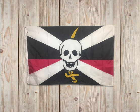 Applique Pirate Flag
