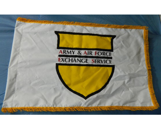 Army & Air Force Exchange Service Flag