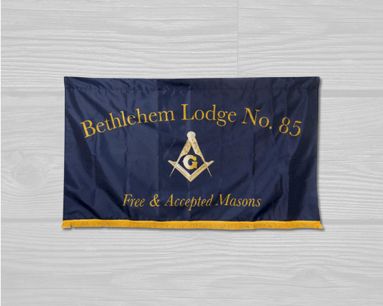 Bethlehem lodge banner