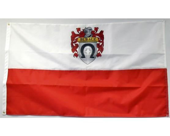 Bubacz Crest Flag