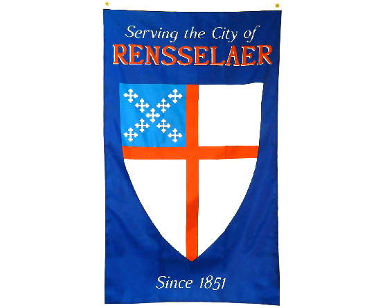 Rensselaer Church Banner