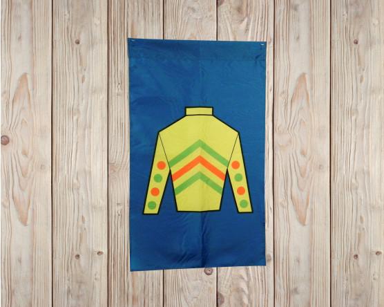 custom jockey banner