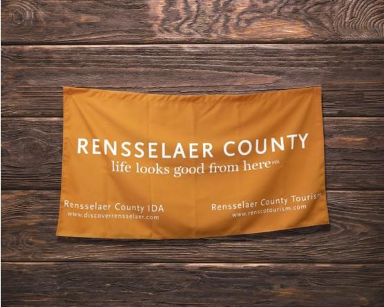 Rensselaer County Table Drape
