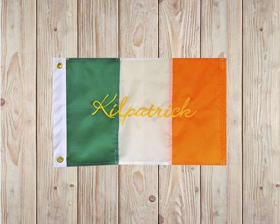 Kilpatrick Ireland Flag