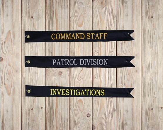 Freeport Police Streamers