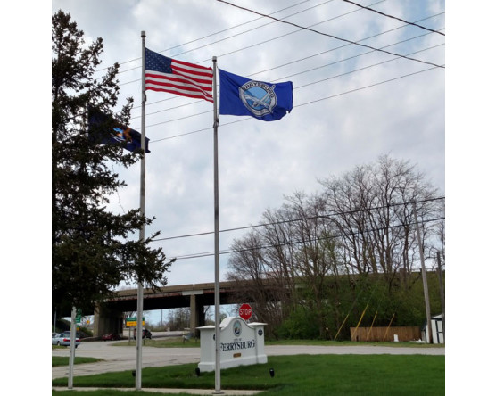 City of Ferrysburg Flag