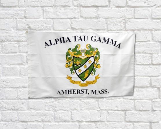Alpha Tau Gamma Flag