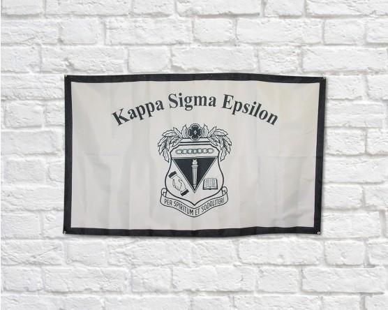 Kappa Sigma Epsilon Wall Banner