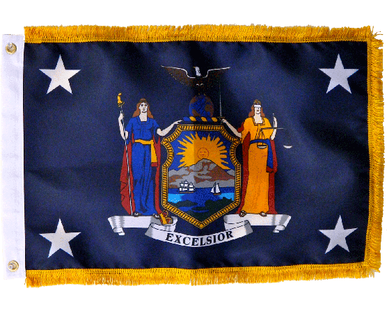 Governor of New York flag
