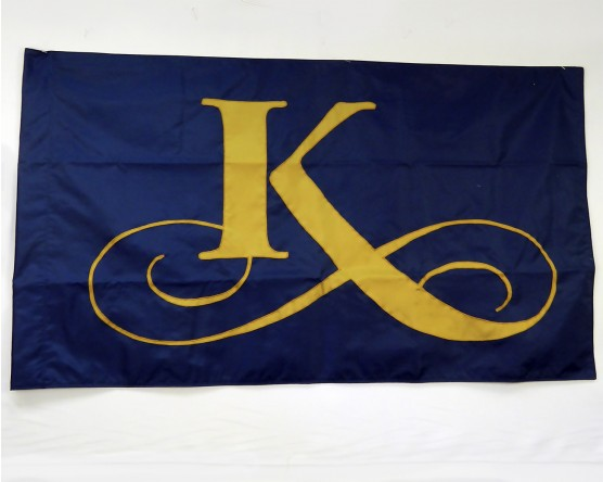 Applique Personal Flag